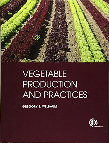 (Vegetable Production and Practices)