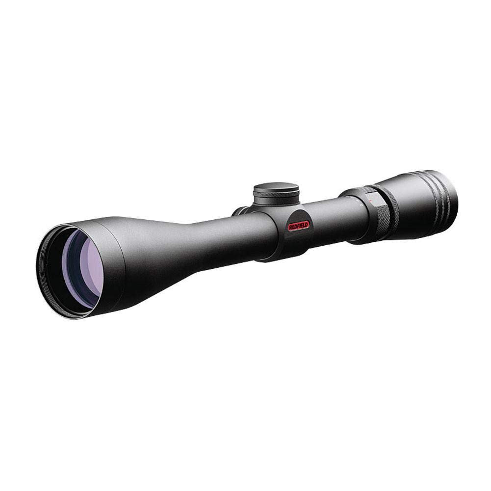 Redfield Revolution 3-9x40mm Riflescope with Accu-Range Reticle, Matte Black by REDFIELD