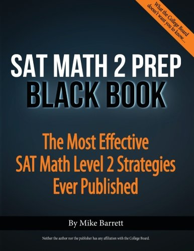 SAT Math Prep Black Book