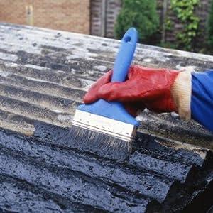 Roof Patch Bitumen Roof Waterproofer   Waterproof U0026 Repair Leaks 5KG