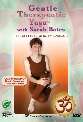 Amazon.com: Gentle Therapeutic Yoga DVD: Movies & TV
