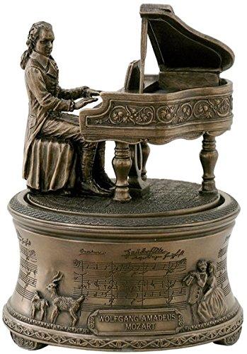 【大放出セール】 Woflgang Flute Overture Amaedus Mozart Composer Music Magic Box Zauberflote The Magic Flute Overture B00EAVB0TK, ミシママチ:ba273c50 --- arcego.dominiotemporario.com