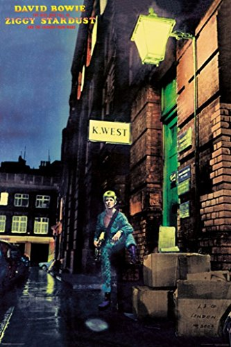 David Bowie - Posters - Domestic