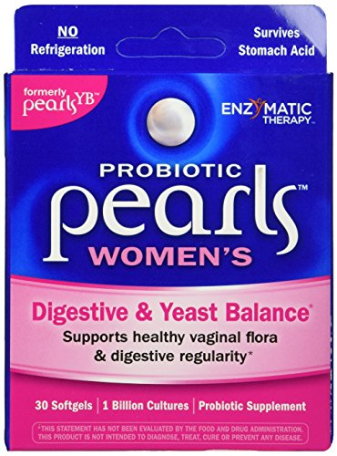 Enzymatic Therapy Pearls Balancing Probiotics product image