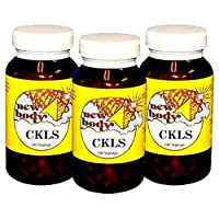 New Body Products - CKLS (Colon, Kidney, Liver & Spleen) Cleanser Herbal Formula - Three Pack (3)