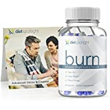 Burn HD FitKit - Weight Loss Formula Metabolism & Energy Booster, Appetite Suppressant, Safe & Effective Thermogenic Supplement (1 Month & 3-Day Detox)