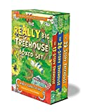 img - for The REALLY Big Treehouse Boxed Set: (The 13-Story Treehouse; The 26-Story Treehouse; The 39-Story Treehouse) (The Treehouse Books) book / textbook / text book