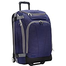 "eBags TLS Mother Lode Junior 25"" Wheeled Duffel (Brushed Indigo)"