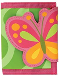 Wallet,Green Butterfly