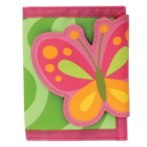 04. Stephen Joseph Wallet, Butterfly