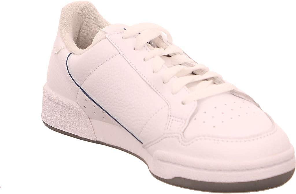 Adidas Originals Continental 80, Zapatillas para Correr para Hombre Ftwr White Sky Tint Legend Marine