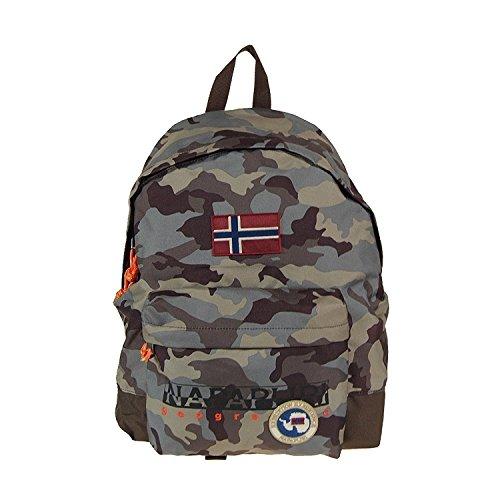Napapijri Back Pack Zaini Nuovo Taglia Unica Acc. 4d80b89e248