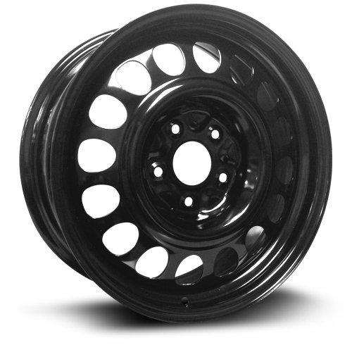 Aftermarket Steel Rim 18X7.5, 5X127, 71.5, +44, black finish (MULTI APPLICATION FITMENT) X48326