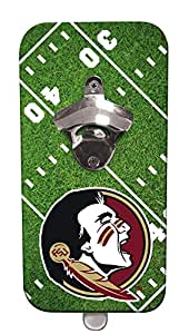 Florida State Seminoles Logo Magnetic Bottle Opener Clink N Drink