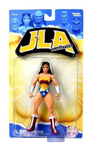 JLA Classified Series 1 Wonder Woman Action Figure DC Direct
