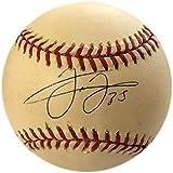Frank Thomas Autographed Baseball (JSA) - Autographed Baseballs