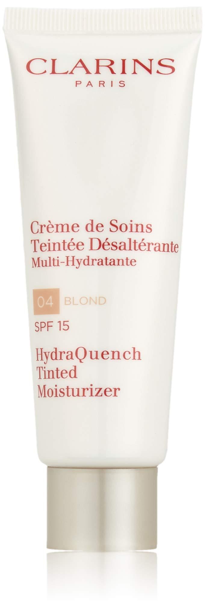 Clarins - HydraQuench Tinted Moisturizer SPF 15 - # 04 Blond - 50ml/1.8oz
