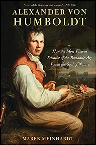 super kvalitet nyt udseende flere farver Amazon.com: Alexander von Humboldt: How the Most Famous ...