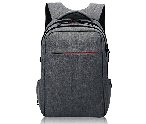 Amazon.com: Deserve to Buy Anti-Theft Travel Lightweight Waterproof Mens Slim Business Backpack Laptop Backpacks for College Student Work Gray: Home & ...
