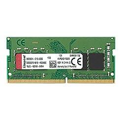 Kingston Technology Valueram 8gb 2400mhz Ddr4 Non-ecc Cl17 Sodimm 1rx8 (Kvr24s17s88)