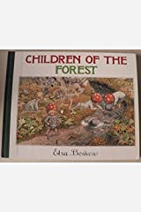 Children of the Forest By Elsa Beskow - Large Hardcover 2000 Hardcover
