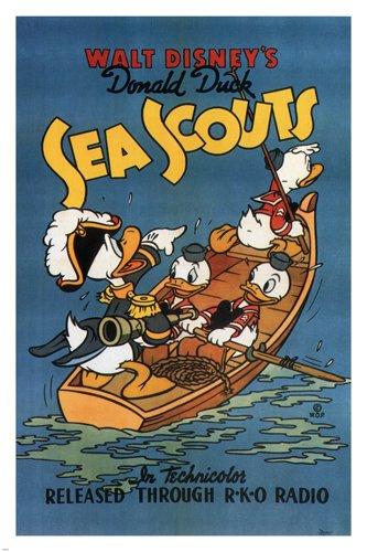 cartoon movie Vintage