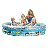 "SunSplash 70 x 14"" Aquarium Pool"