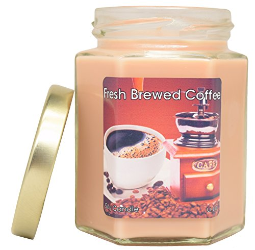 coffee candle - 5