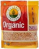 Organic Toor Dal, Organic Split Pigeon Peas (Tur Daal) 4 Pounds, USDA Organic - Organic Tattva