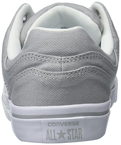 Gris El white Zapatillas Unisex Grey Lifestyle white Deporte ash Converse Distrito Adulto 095 De Cons Ox Canvas qOP6OEz1