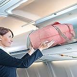 (2 Pack) Foldable Travel Duffel Bag, Waterproof