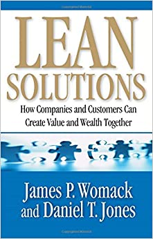 image for Lean Solutions: How Companies and Customers Can Create Value and Wealth Together
