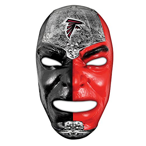 Franklin Sports NFL Atlanta Falcons Team Fan Face Mask -  15660F01