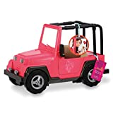 Our Generation 4 x 4 Car Vehicle for 18'' Doll