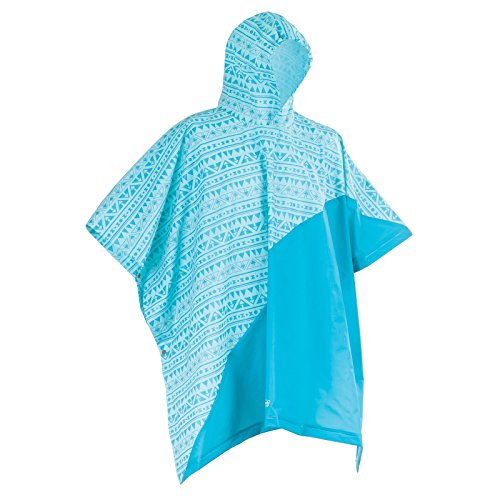 Coleman Kids Splash EVA Poncho, Teal