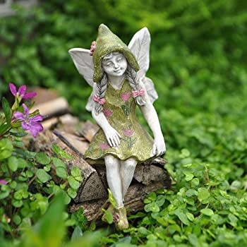 Amazoncom 1 X Miniature Garden Fairy Michelle Everything Else