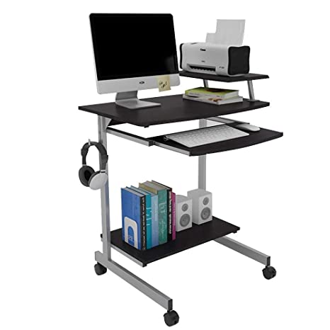 Mesa para Ordenador Oficina Móvil para El Hogar Computadora ...
