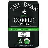 The Bean Coffee Company Organic Vanilla Nut, Medium Roast, Ground, 5-Pound Bag