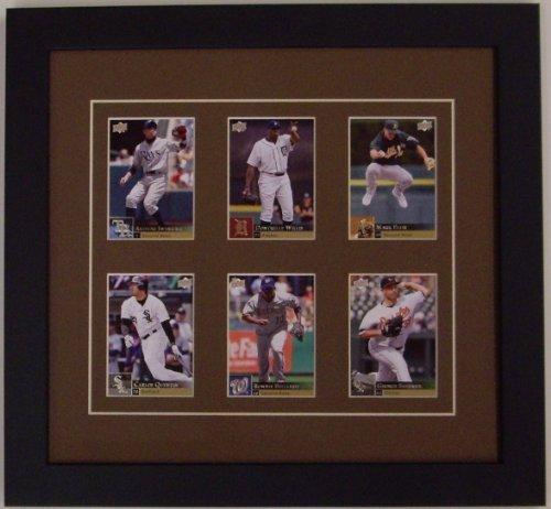Compare Price: baseball card display case frame - on StatementsLtd.com