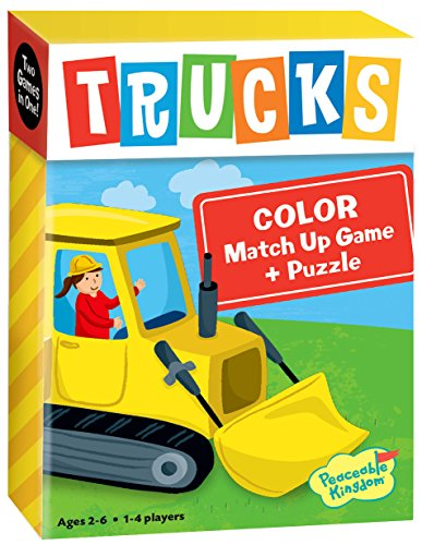 trucks 24 card match memory