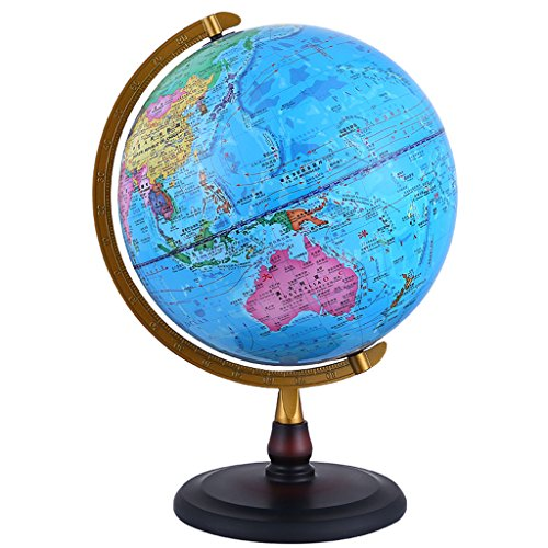 Price comparison product image Yzjyzj Globe 32cm High-Definition Spherical Student Children's Teaching Office Study Decoration Gifts