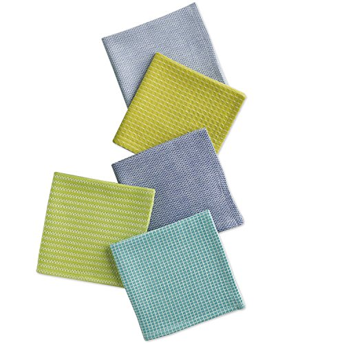 Generic 8pack Kitchen Basic Dish Cloth 12 x 12'' Combo Gift Set of 5, by Generic