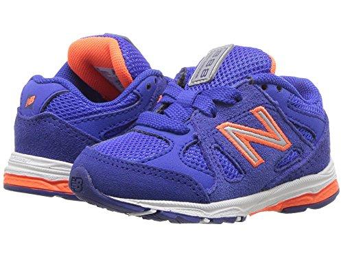 [new balance(ニューバランス)] メンズランニングシューズ?スニーカー?靴 KJ888v1I (Infant/Toddler) Pacific/Dynomite 6.5 Toddler (14cm) W