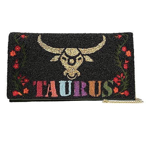 Clutch Taurus Frances Horoscope Bag Zodiac Mary wZ7qCO8xy