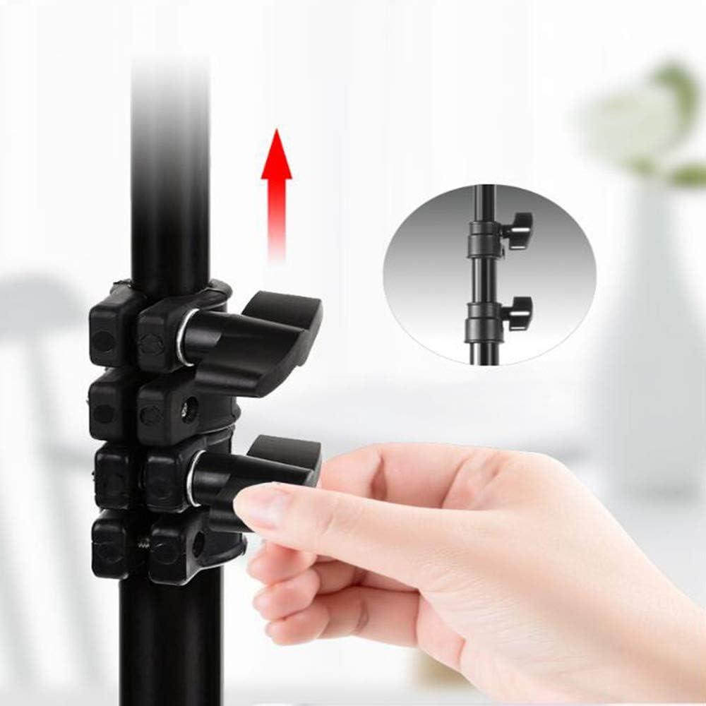 Dimmable 3 Lights Mode USB Beauty Rejuvenation Soft Light for Makeup,Live Streaming,YouTube Video Shooting,Photography Lighting DelongKe LED Ring Light