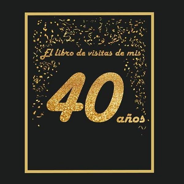 FesteFeiern - Juego para celebración del 40 cumpleaños ...
