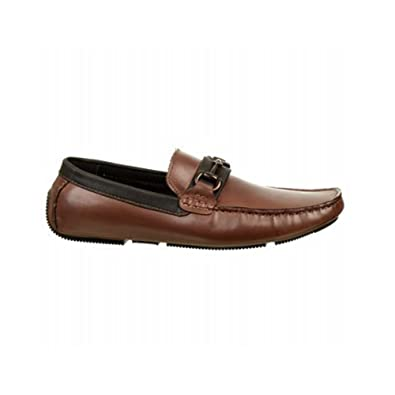 c2efebbda0e Kenneth Cole REACTION New Men s After A Bit Loafer Cognac 8