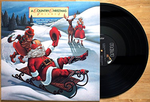 A Country Christmas, Vol. 4 - Country Christmas Volume