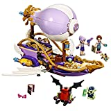 LEGO Elves Aira's Airship & the Amulet Chase 41184 New Toy for March 2017