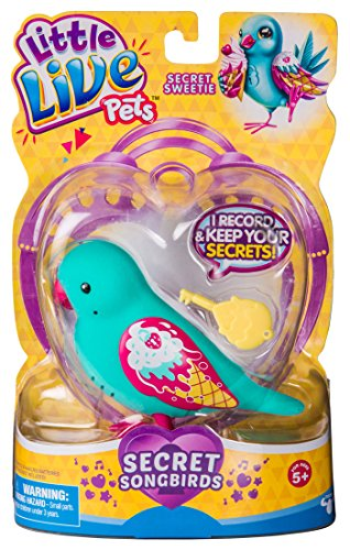 Little Live Pets Bird - Secret Sweetie